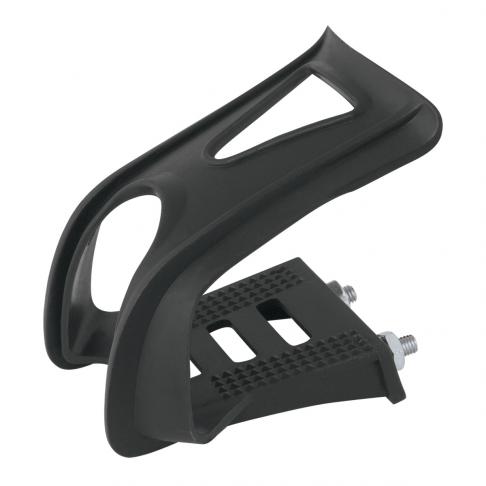 Klipsny MTB plast bezřemínkové, černé