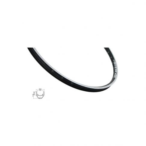Ráfek MACH1 240 622 x 19, 36 děr, černý