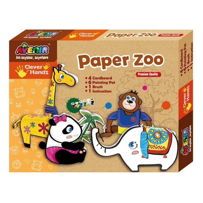 Papírové ZOO