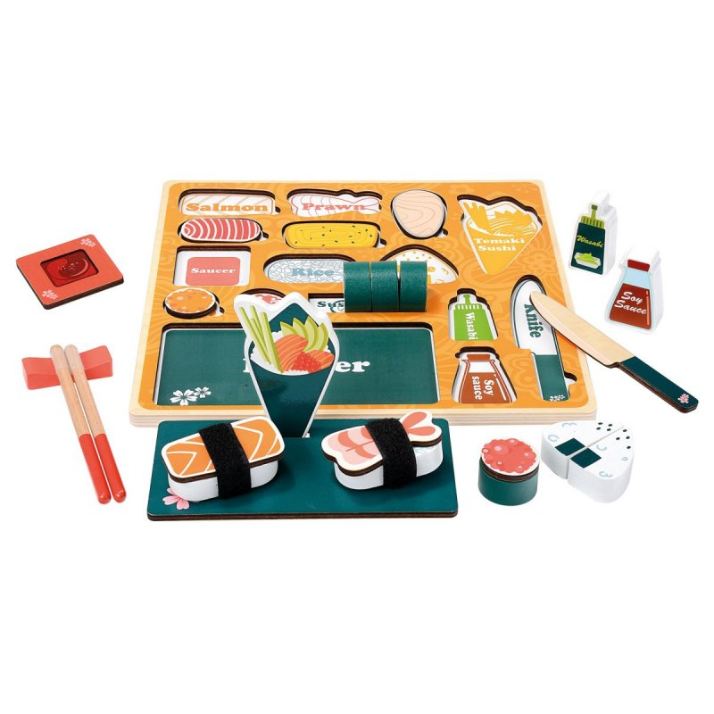 3D Puzzle, Sushi bar