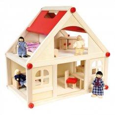 Dětské domečky, prodejny, kuchyňky