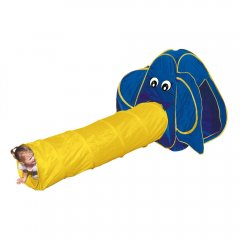 Prolézací stan - slon