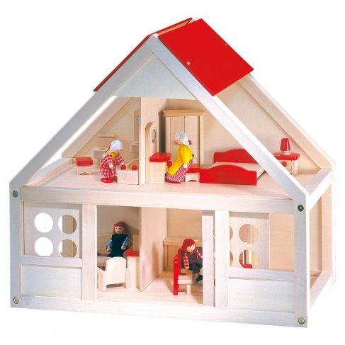 Domeček pro panenky, 26 dílů