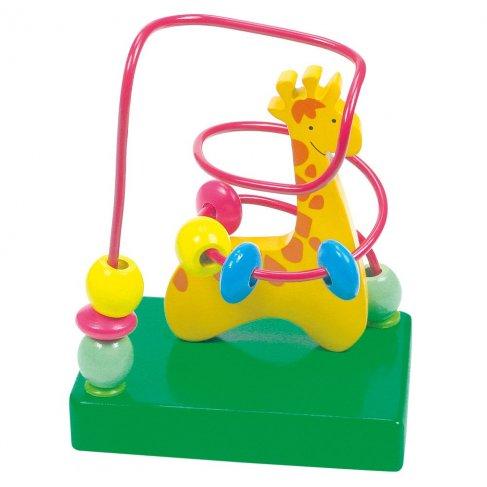 Motorický labyrint - žirafa