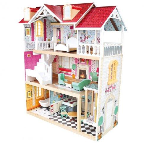 Domeček pro panenky, třípatrový