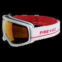 Lyžařské brýle Fire + Ice White