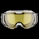 Lyžařské brýle Just B White Ruthenium