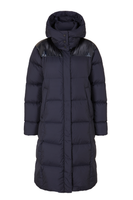 Dámský kabát Barna-D