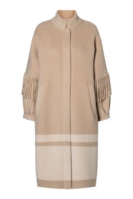 Dámský kabát Malou