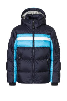 Dětská lyžařská péřová bunda Viggo-D