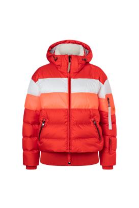 Dámská lyžařská péřová bunda Sanja-D