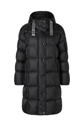 Dámský péřový kabát Fergy-D
