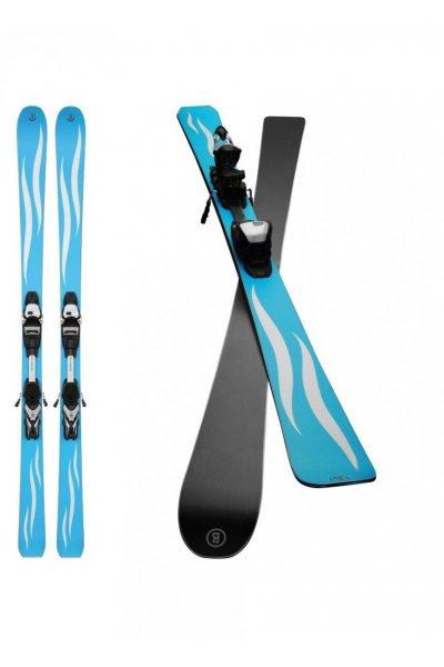 Lyže Bogner SKI Flames Blue Hybrid Flex 155 RK