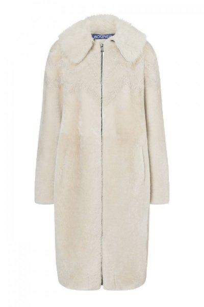 Dámský kožešinový kabát Sadie L