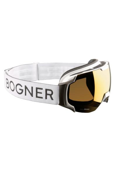 Lyžařské brýle Just B Gold White