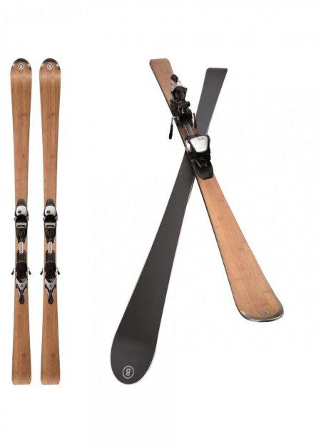 Lyže Bogner SKI Bamboo Hybrid Flex 151