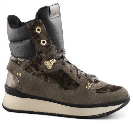 Dámské boty Saas Fee 2B