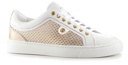 Dámské tenisky New Salzburg 19 White/Platinum