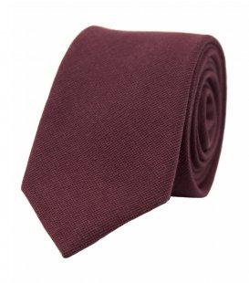 Vínová kravata Burgundy