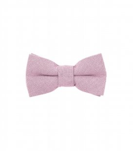 Růžový dětský motýlek Blush Pink