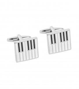 Manžetové gombíky klavír