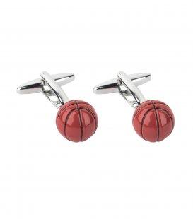 Manžetové knoflíčky basketbalový míč