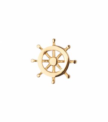 Helm lapel pin brooch
