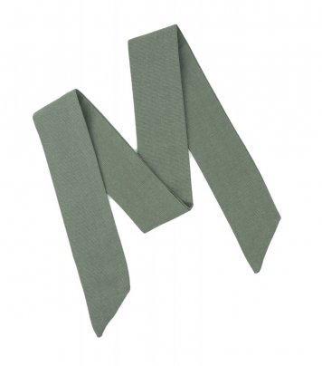 Solid Sage Green ladies bow
