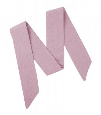 Solid Blush Pink ladies bow
