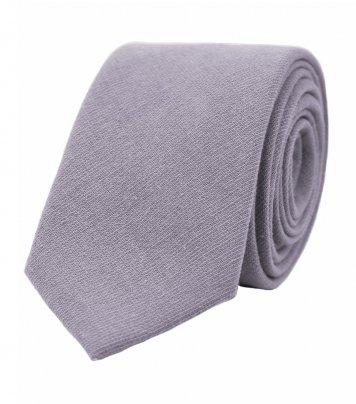 Solid Mauve necktie