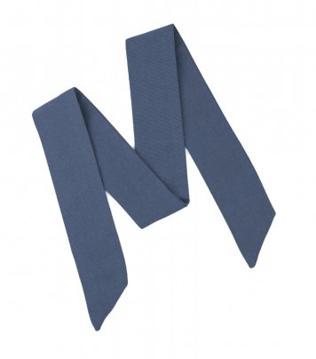 Solid Navy blue ladies bow