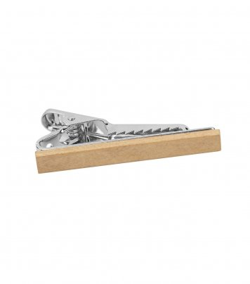 Light wooden tie bar