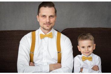 Motýlky pro tátu a syna