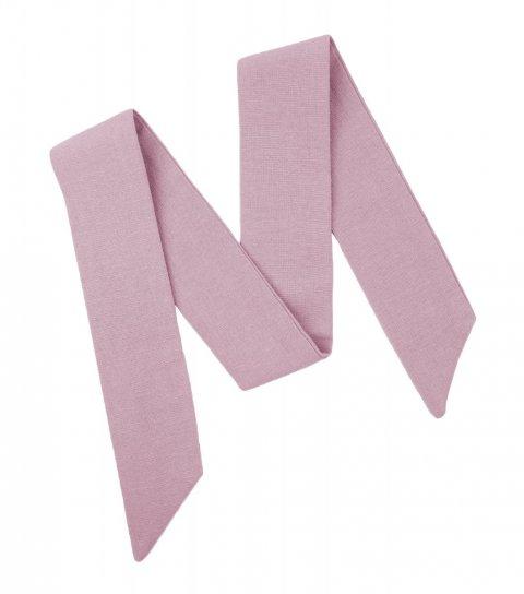 Ružová dámska mašľa Blush Pink