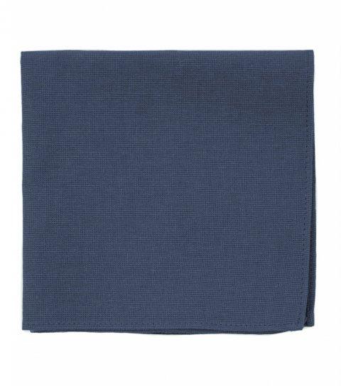 Tmavomodrý kapesníček do saka Navy
