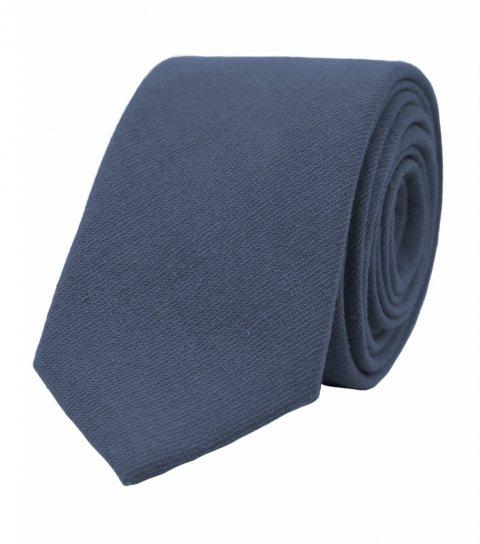 Tmavomodrá kravata Navy