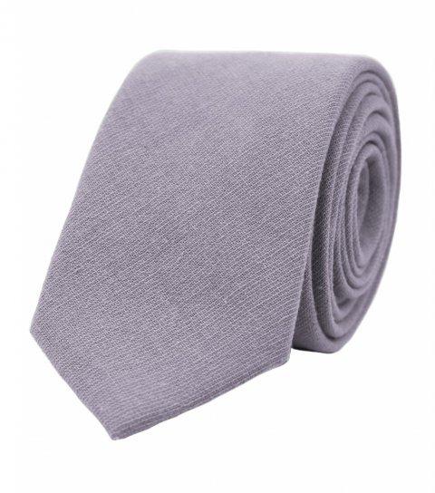Fialová kravata Mauve