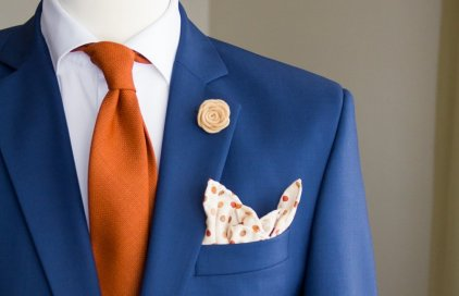 How to match your tie and pocket square