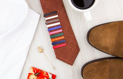 Tie bars and how to wear them