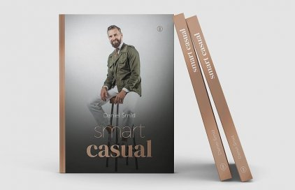 Smart casual - nová kniha Daniela Šmída