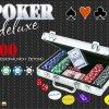 ALBI Poker deluxe (200 žetonů)