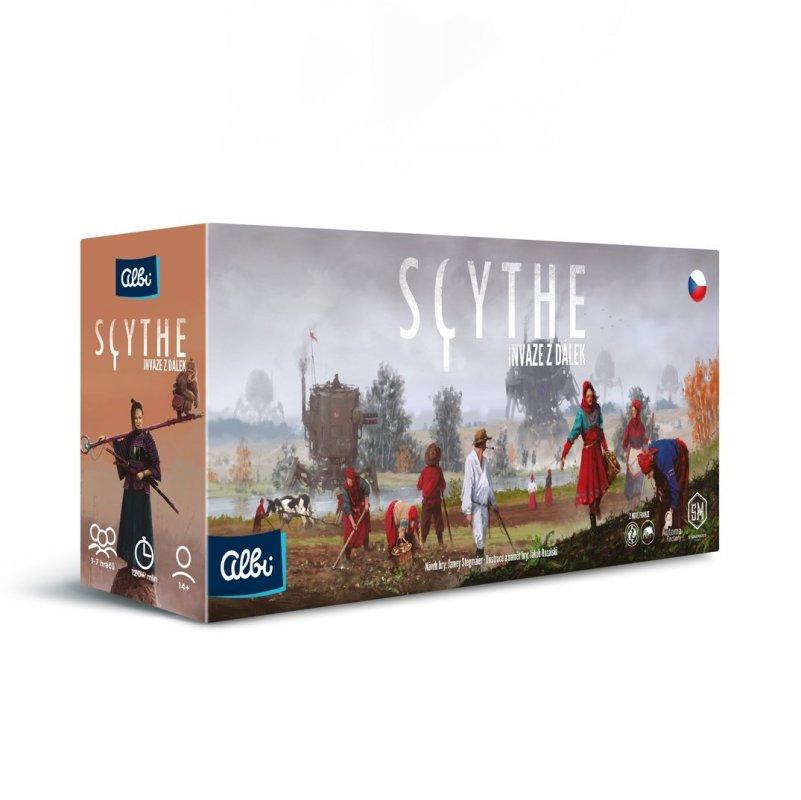 ALBI Scythe - Invaze z dálek