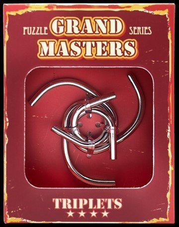 ALBI Hlavolam Grand Masters - Triplets 4/4