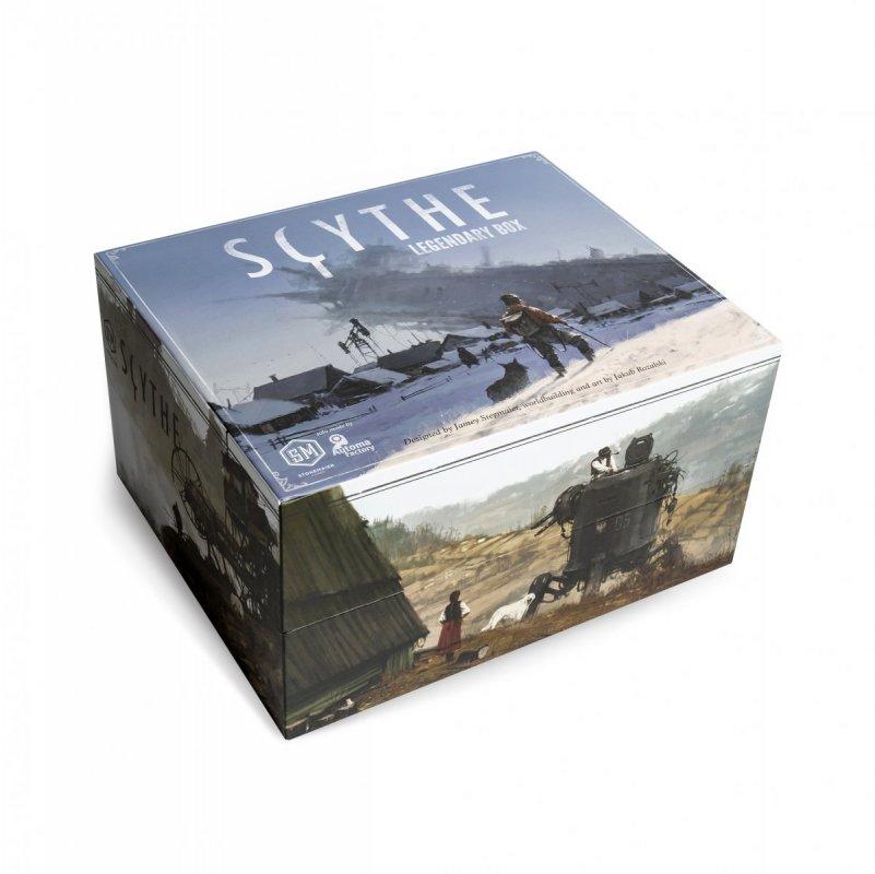 ALBI Scythe - Legendary Box