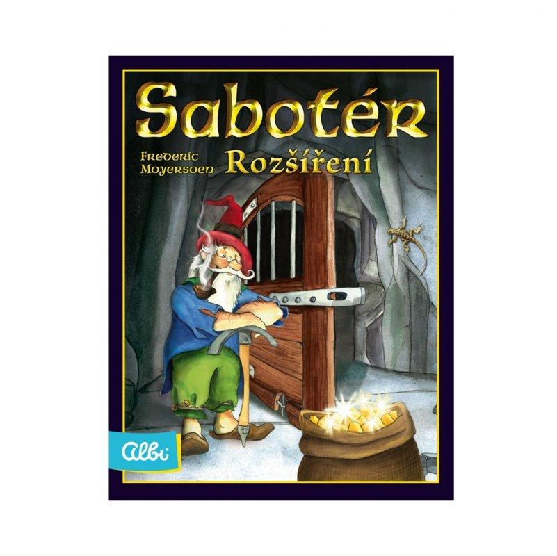 ALBI Sabotér - rozšíření