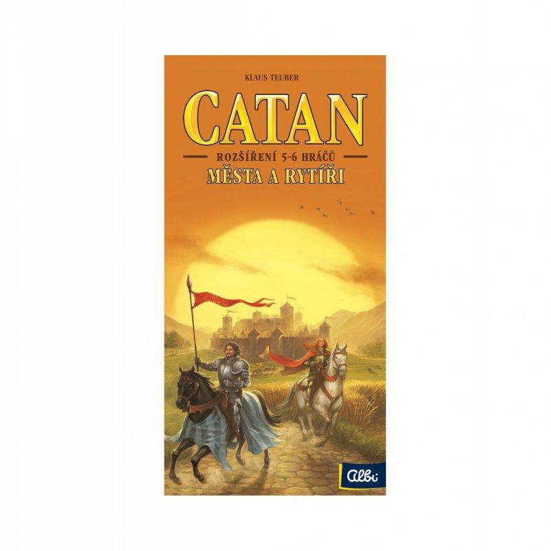 ALBI Catan - Města a rytíři 5-6 hráčů