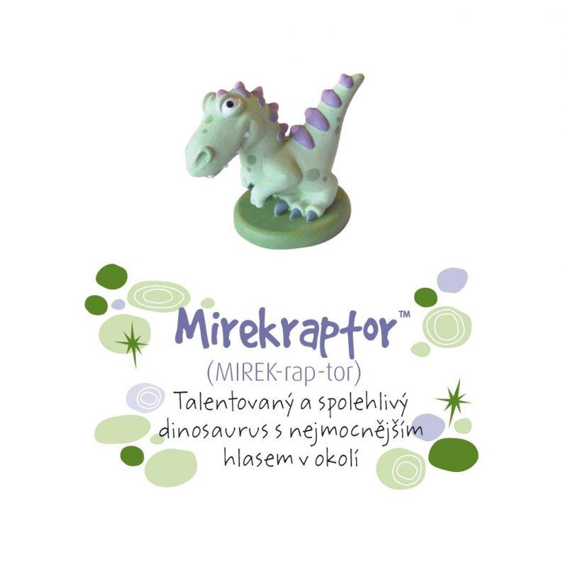 ALBI Dino pokladnička
