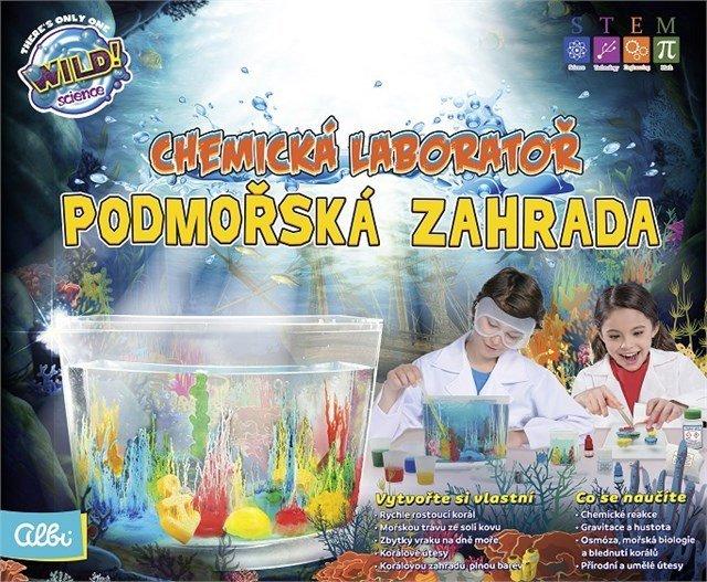 ALBI Podmořská zahrada - Chemická lab