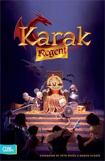ALBI Karak: Regent