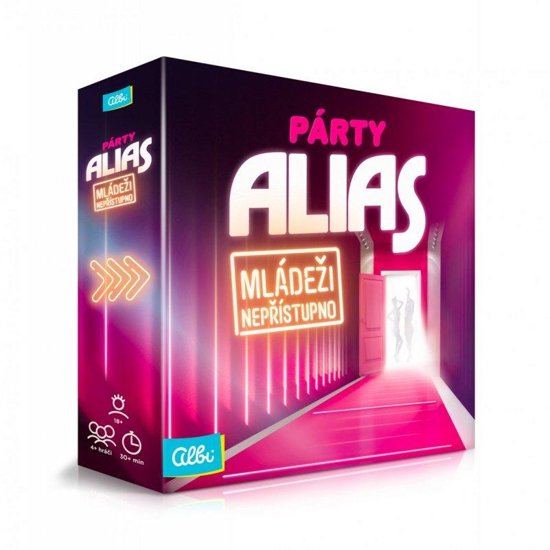 ALBI Párty Alias Mládeži nepřístupno